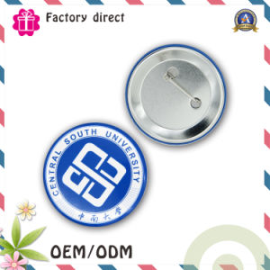 Metal Pin Badge Tinplate Badge Plastic Badge Custom Logo pictures & photos