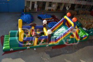 All Sports Game Inflatable Obstacle Course Outdoor Playground (CHOB348) pictures & photos