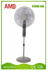 "Cheap Price 18"" Stand Fan with Ce CB Approval (FS45-39) pictures & photos"
