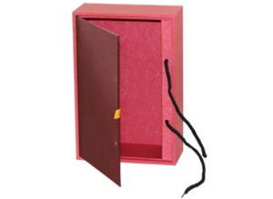 Custom Book Shape Cardboard Paper Gift Box with Ribbon