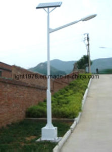 Manufactureres Cheap 30W 40W 60W Solar Street Lighting pictures & photos