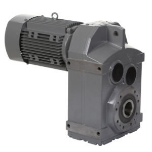 Helical Parallel Shaft Gearing Reducer Gearbox pictures & photos