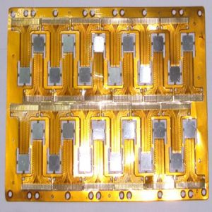 Single Side Flex Printed Circuit Board FPC pictures & photos