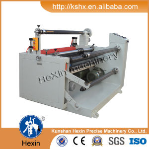 Wallpaper Laminating Slitting Machine Hx-1300fq pictures & photos