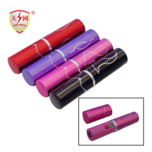 Pink Electrical Shock Torch with High Voltage Stun Guns (TW-328) pictures & photos