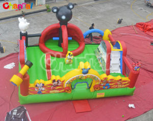 Mickey Amusement Park Inflatable Game for Kids Chob221 pictures & photos