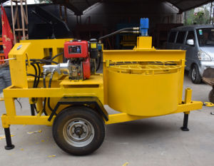 M7mi Hydraulic Clay Block Forming Machine pictures & photos