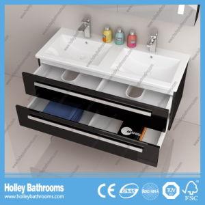 Modern LED Lamp High Light Paint Bathroom Vanity Unit (B925P) pictures & photos