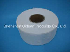 2 Ply Mini Jumbo Roll Tissue Paper J2115V pictures & photos