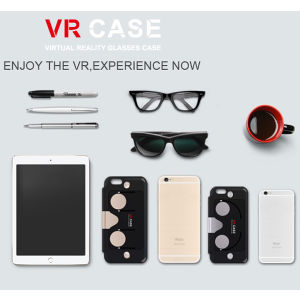 Portable Figment Vr Case 3D Glasses for Mobile Phone pictures & photos