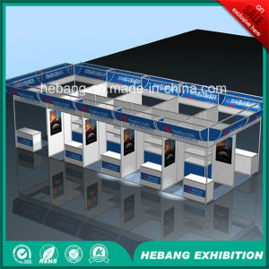 Hb-L00021 3X3 Aluminum Exhibition Booth pictures & photos