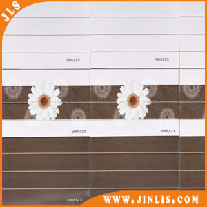 Building Material Brown Grey Sunflower Digital Printing Ceramic Wall Tile pictures & photos