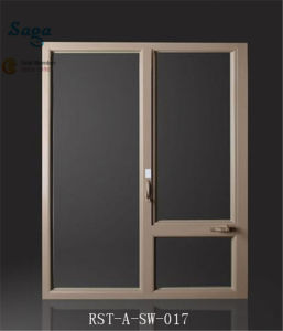 New Design Aluminum Sliding Window Saga Window