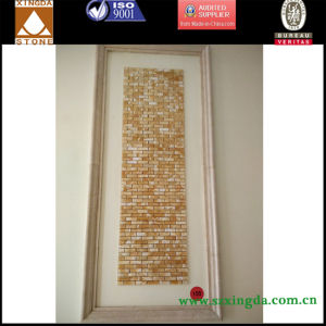 Onyx Rectangle Mosaic Wall Tile for Bathroom Tile