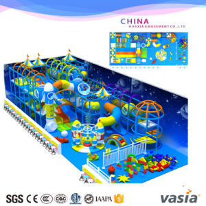Children Indoor Playground Items Plastic Items Playground for Selling pictures & photos