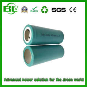 Li-ion Battery 26650 Cell Lithium-Ion 3.7V LiFePO4 Batteries pictures & photos