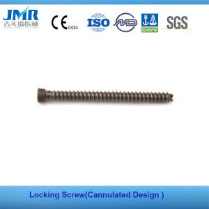 Ce Marked Fully Stocked Orthopedic Implant Titanium Alloy Torx Locking Screw pictures & photos