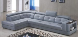 Modern Fashion Leather Sofa Furniture with The Best Price pictures & photos