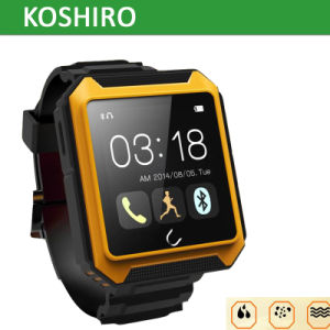 IP68 Waterproof Smart Watch Mobile Phone for iPhone/Android pictures & photos