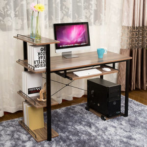 2016 Hot Selling PC MDF Computer Desks for Home (FS-CD015) pictures & photos