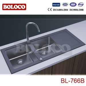 Glass Sink (BL-766B) pictures & photos