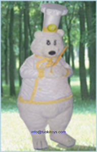 0.55m PVC Inflatable Costume Cartoon for School and Church Festivals (A917) pictures & photos