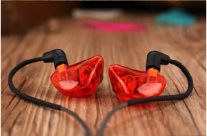 Single Dynamic Earphone, Iem