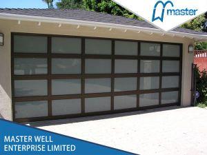 Best Quality Aluminum Garage Doors Prices Low pictures & photos