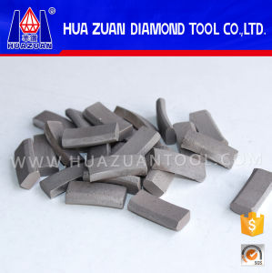 High Quality Diamond Core Drill Segment on Sale pictures & photos