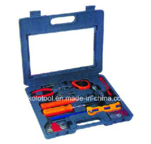 98PC Basic Household Hardware Tool Set pictures & photos