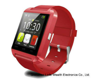 Cheap Bluetooth Android Smartwatch Dual SIM Smart Watch U8 2015 Ce RoHS U8 Smart Watch pictures & photos