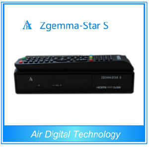 Europe Hot DVB S/S2 Satellite Receiver Zgemma Star S pictures & photos