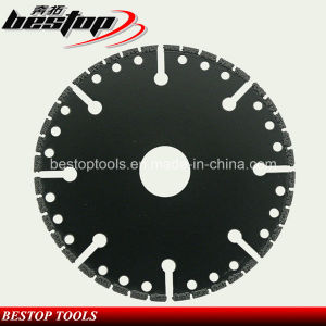 Vacuum Brazed Diamond Cutter for Stone and Metals Cutting pictures & photos
