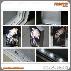 Textile Light Box/ Fabric Light Box pictures & photos