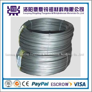 Pure Molybdenum Wire pictures & photos