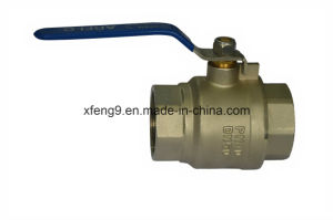 Dn50pn40 Female Brass Ball Valve pictures & photos