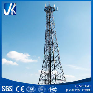Steel Tubular Telecommunication Tower for Sale pictures & photos