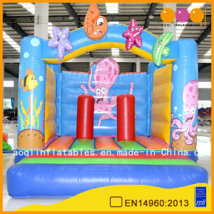Octopus Bouncer Inflatable Jumping Bouncer for Kid Playing (AQ02297) pictures & photos