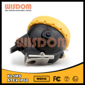 Most Powerful Waterproof Headlamp, Mining Cap Lamp Kl5ms pictures & photos