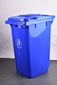 Recycle Outdoor Street Plastic Garbage Bin pictures & photos