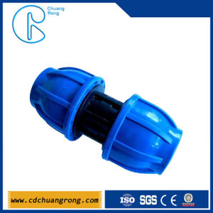 Blue Color PP Compression Unions Fittings pictures & photos
