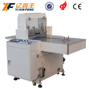 New Automatic Aluminum Foil Flat Bed Cutting Machine pictures & photos