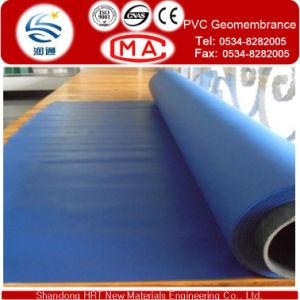 2.0mm PVC Geomembrane Blue Color with 100% Virgin PVC for Swimming Pool pictures & photos