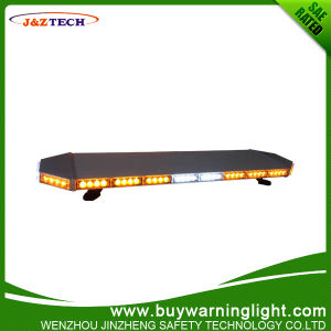 Black Aluminum Body 360 Degree Emergency Warning Light Bar