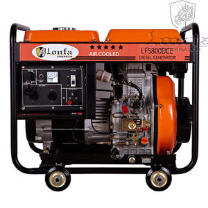Factory Direct Sale Yanmar Type Mobile Diesel Generator pictures & photos