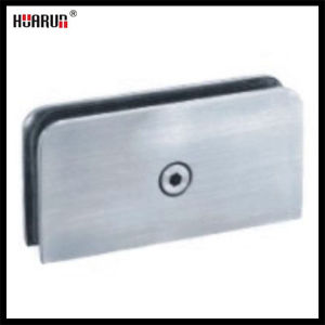 Stainless Steel Square Wall Shelf Bracket For 10-12mm Glass (HR1500L-13C) pictures & photos