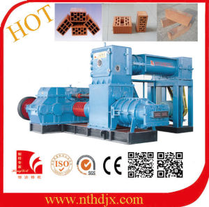 China Good Quality Soil Brick Making Machine Production Line pictures & photos