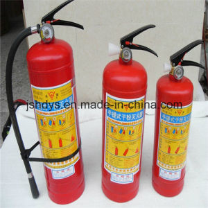 6kg Portable Dry Power Fire Extinguisher (EN3)