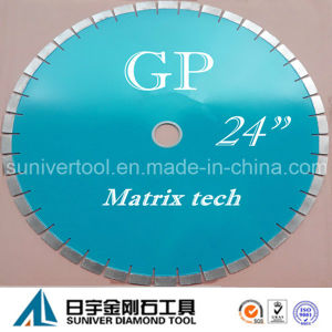 "Gp 24""*20mm Diamond Saw Blades pictures & photos"