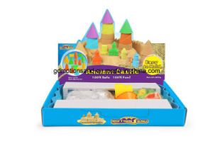 Ancient Castle Playset-Sand Magical Motion Play Sand of DIY Kids Toy Educatiuonal Toys